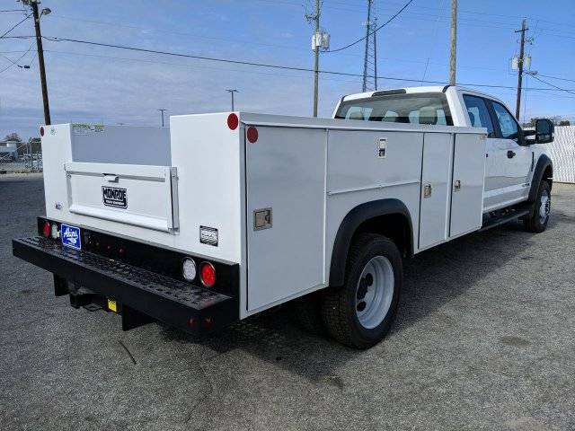 2019 F-450 Crew Cab DRW 4x4, Monroe Service Body #KEF85266 - photo 1