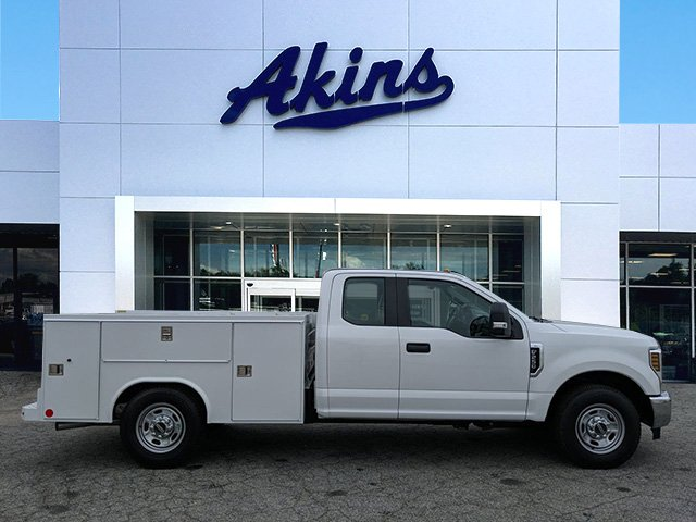 2019 F-250 Super Cab RWD, Reading Service Body #KEG12700 - photo 1