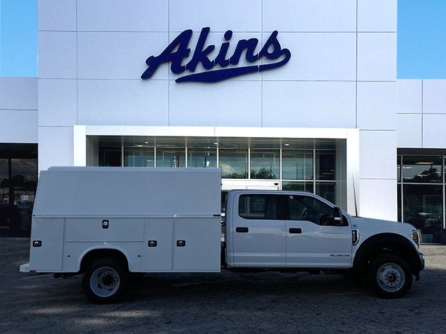 2019 F-450 Crew Cab DRW 4x4, Knapheide Service Body #KEG12985 - photo 1