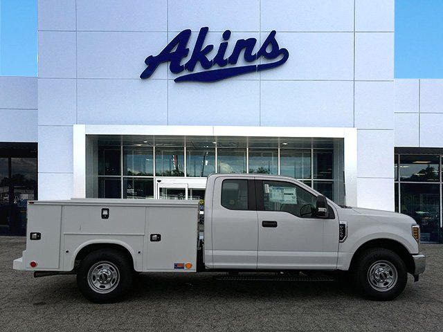 2019 F-250 Super Cab RWD, Service Body #KEG13075 - photo 1