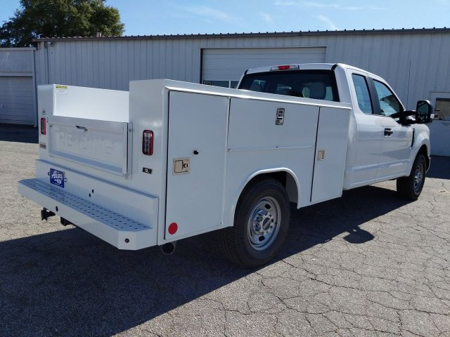 2019 F-250 Super Cab RWD, Reading Service Body #KEG57250 - photo 1