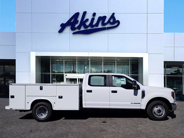 2019 F-350 Crew Cab DRW RWD, Knapheide Service Body #KEG57882 - photo 1