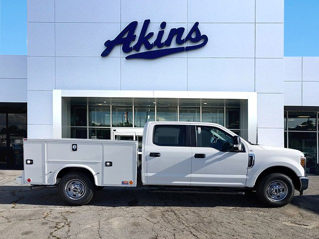 2019 F-250 Crew Cab RWD, Cab Chassis #KEG58119 - photo 1