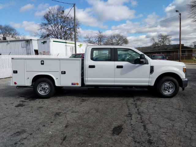 2019 F-250 Crew Cab RWD, Cab Chassis #KEG58120 - photo 1