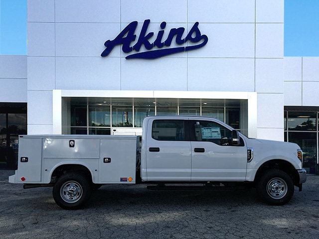 2019 F-250 Crew Cab 4x4, Knapheide Service Body #KEG58123 - photo 1