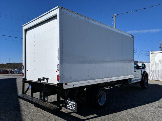 2019 F-550 Regular Cab DRW RWD, Smyrna Truck Dry Freight #KEG79124 - photo 1