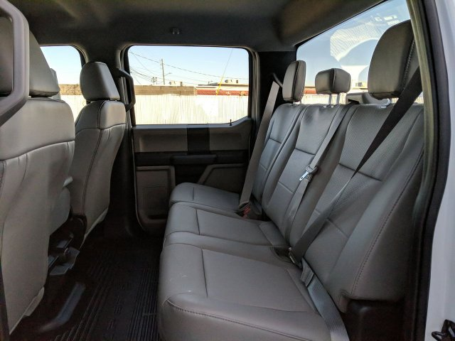 2019 F-550 Crew Cab DRW 4x4, Monroe Service Body #KEG79684 - photo 11