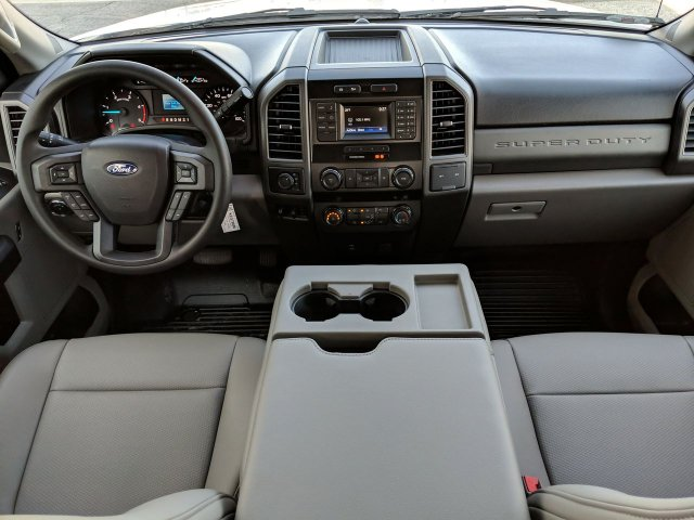 2019 F-550 Crew Cab DRW 4x4, Monroe Service Body #KEG79684 - photo 12