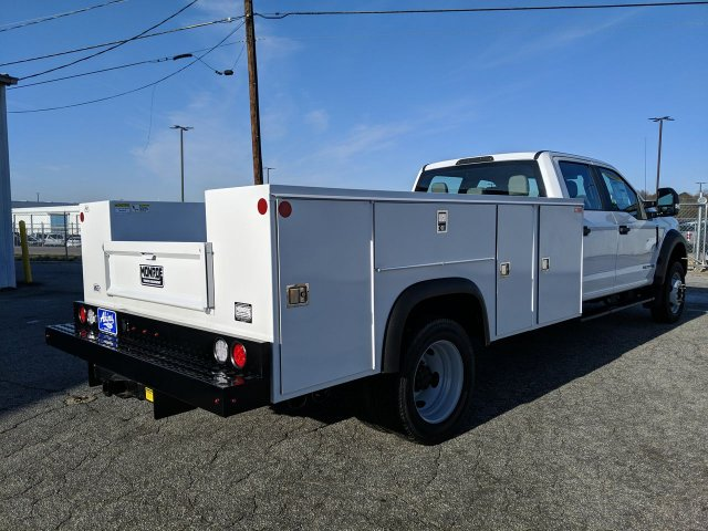2019 F-550 Crew Cab DRW 4x4, Monroe Service Body #KEG79684 - photo 2