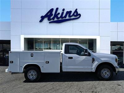 2019 F-250 Regular Cab RWD, Knapheide Steel Service Body #KEG87822 - photo 1