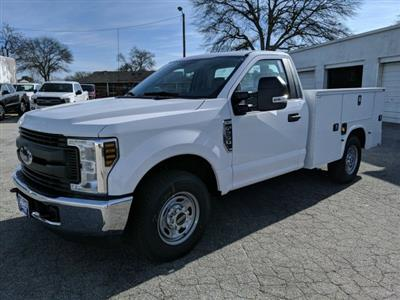 2019 F-250 Regular Cab RWD, Knapheide Steel Service Body #KEG87822 - photo 5