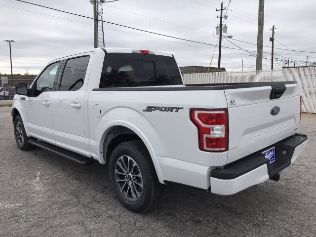 2019 F-150 SuperCrew Cab 4x2,  Pickup #KFA06033 - photo 4