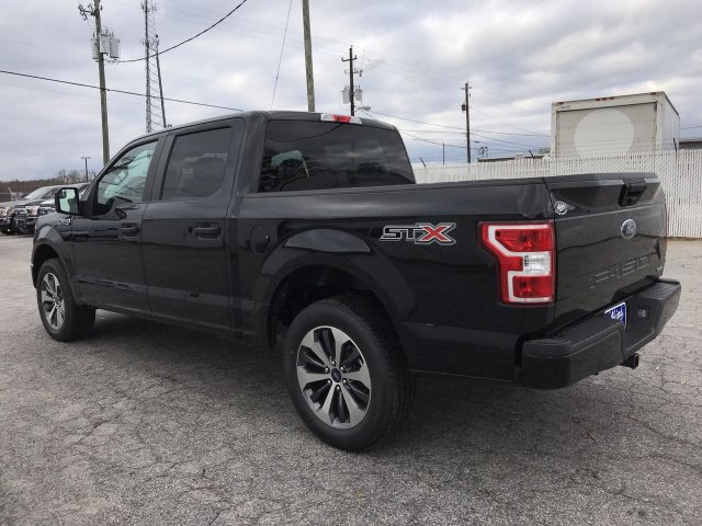 2019 F-150 SuperCrew Cab 4x2,  Pickup #KFA06048 - photo 4