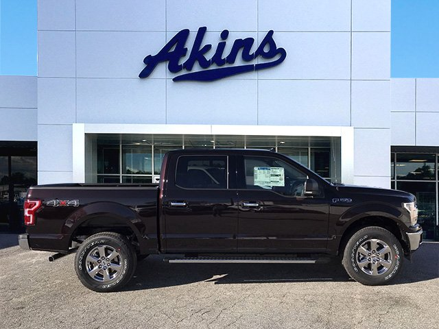 2019 F-150 SuperCrew Cab 4x4,  Pickup #KFA06059 - photo 1