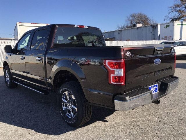 2019 F-150 SuperCrew Cab 4x4,  Pickup #KFA06059 - photo 4