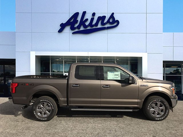 2019 F-150 SuperCrew Cab 4x4,  Pickup #KFA06076 - photo 1