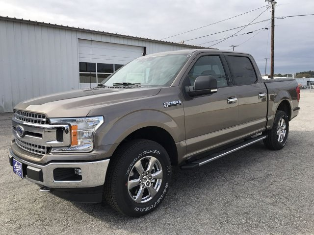 2019 F-150 SuperCrew Cab 4x4,  Pickup #KFA06076 - photo 5