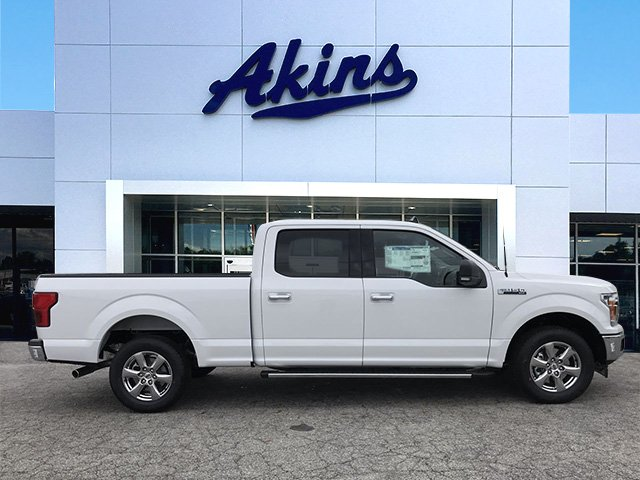2019 F-150 SuperCrew Cab RWD,  Pickup #KFA28509 - photo 1
