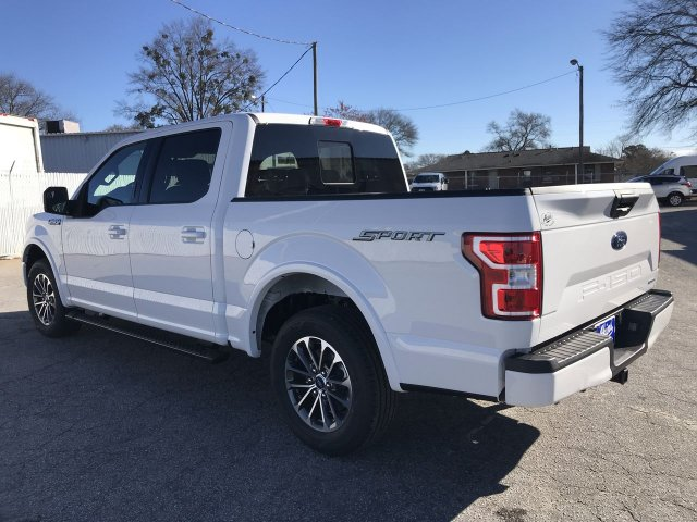 2019 F-150 SuperCrew Cab RWD,  Pickup #KFA28516 - photo 4