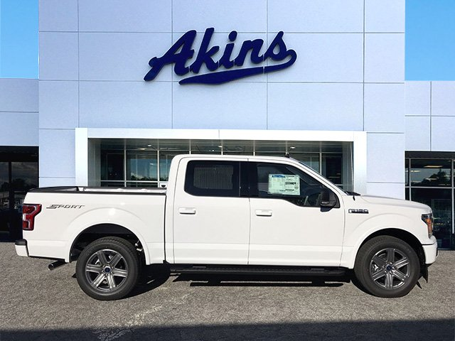2019 F-150 SuperCrew Cab RWD,  Pickup #KFA28533 - photo 1