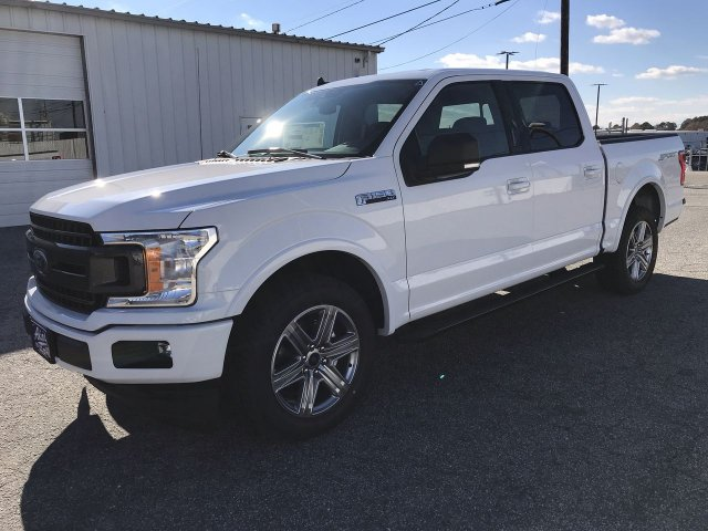 2019 F-150 SuperCrew Cab RWD,  Pickup #KFA28533 - photo 5