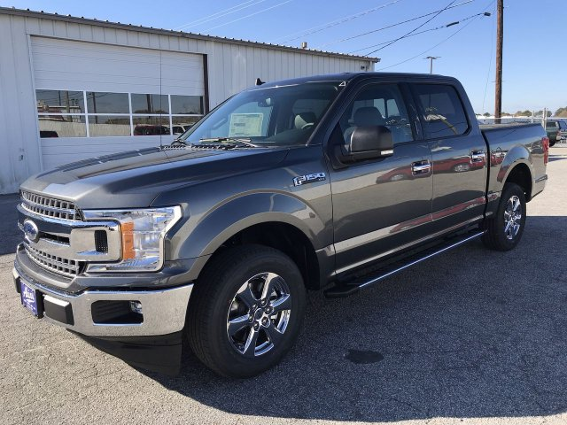 2019 F-150 SuperCrew Cab RWD,  Pickup #KFA28534 - photo 5