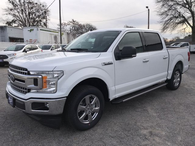 2019 F-150 SuperCrew Cab RWD,  Pickup #KFA28536 - photo 4