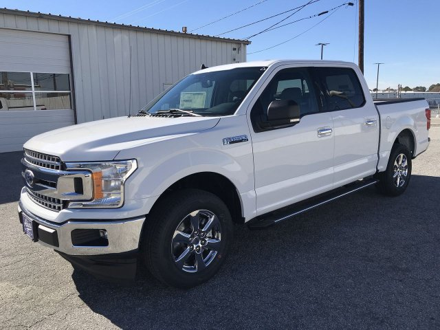 2019 F-150 SuperCrew Cab RWD,  Pickup #KFA28537 - photo 5