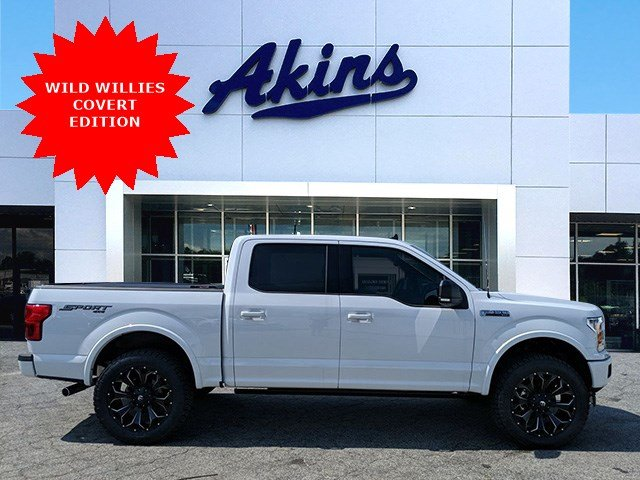 2019 F-150 SuperCrew Cab 4x4, Pickup #KFA28539 - photo 1
