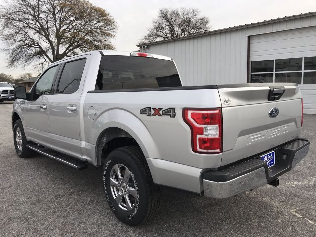 2019 F-150 SuperCrew Cab 4x4,  Pickup #KFA28541 - photo 3