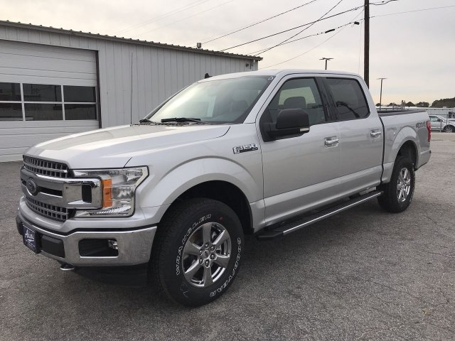 2019 F-150 SuperCrew Cab 4x4,  Pickup #KFA28541 - photo 4