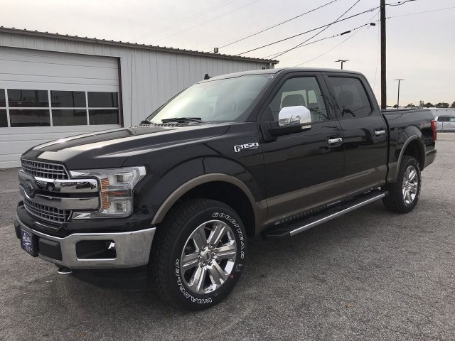 2019 F-150 SuperCrew Cab 4x4,  Pickup #KFA28542 - photo 4