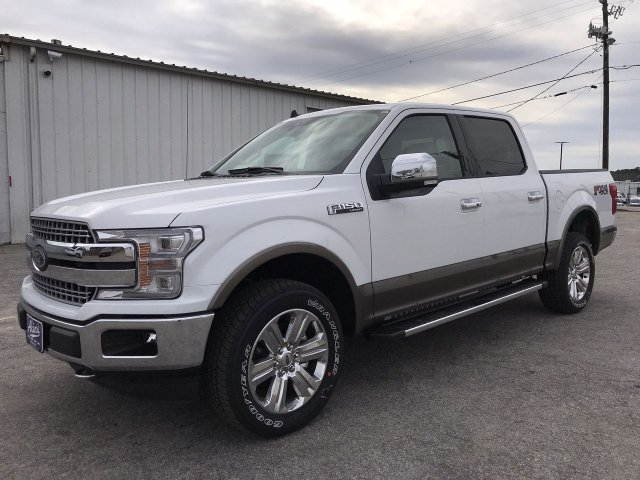 2019 F-150 SuperCrew Cab 4x4,  Pickup #KFA28554 - photo 5