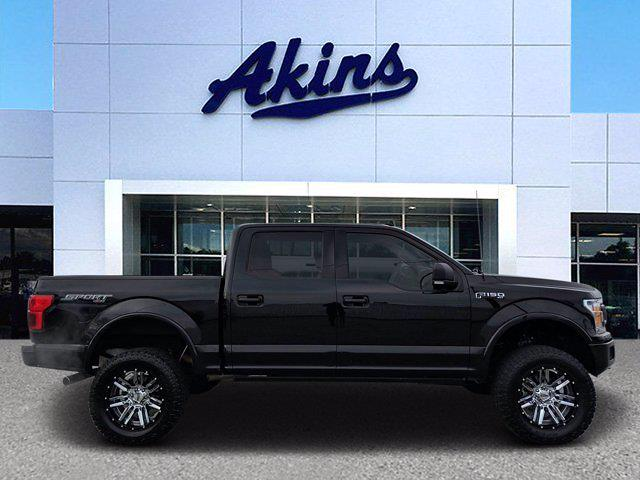 2019 F-150 SuperCrew Cab 4x4,  Pickup #KFA28567 - photo 1