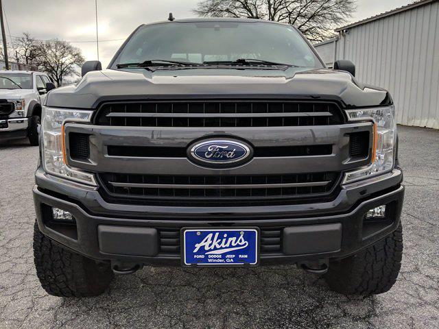 2019 F-150 SuperCrew Cab 4x4,  Pickup #KFA28567 - photo 7