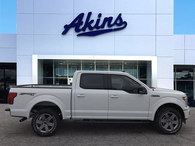 2019 F-150 SuperCrew Cab 4x4,  Pickup #KFA28568 - photo 1