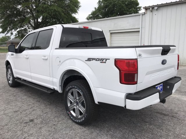 2019 F-150 SuperCrew Cab 4x4,  Pickup #KFA28568 - photo 3