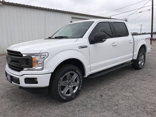 2019 F-150 SuperCrew Cab 4x4,  Pickup #KFA28568 - photo 5