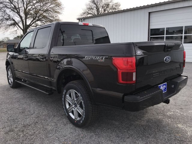 2019 F-150 SuperCrew Cab 4x4,  Pickup #KFA28569 - photo 3