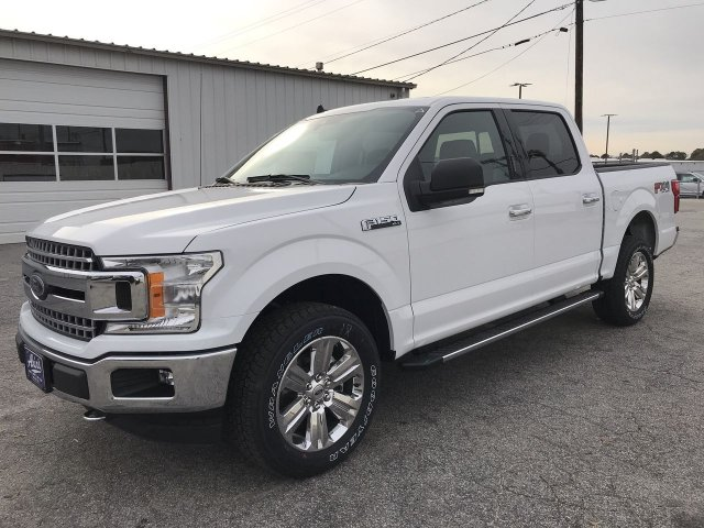 2019 F-150 SuperCrew Cab 4x4,  Pickup #KFA28573 - photo 4