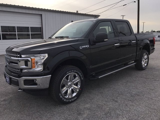 2019 F-150 SuperCrew Cab 4x4,  Pickup #KFA28574 - photo 5