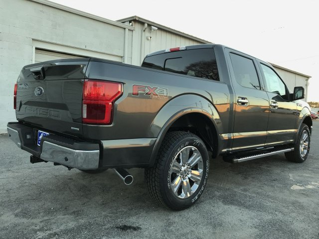 2019 F-150 SuperCrew Cab 4x4,  Pickup #KFA73823 - photo 2