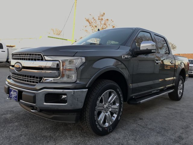 2019 F-150 SuperCrew Cab 4x4,  Pickup #KFA73823 - photo 5
