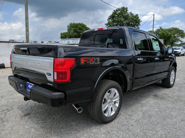 2019 F-150 SuperCrew Cab 4x4, Pickup #KFC22750 - photo 1