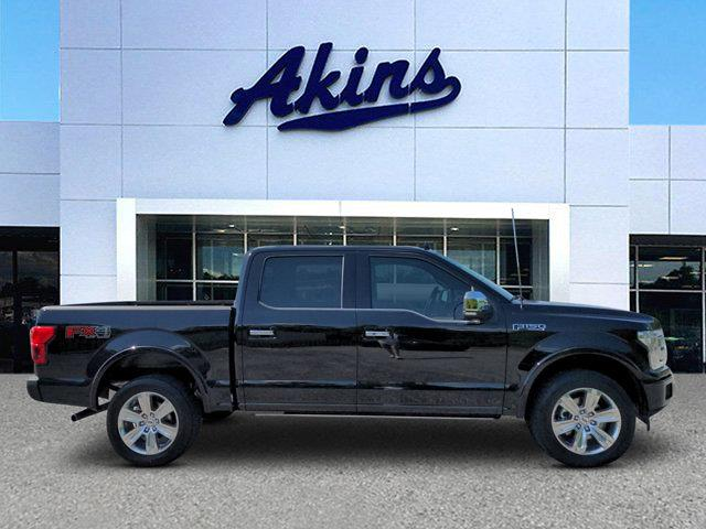 2019 F-150 SuperCrew Cab 4x4, Pickup #KFC22762 - photo 1