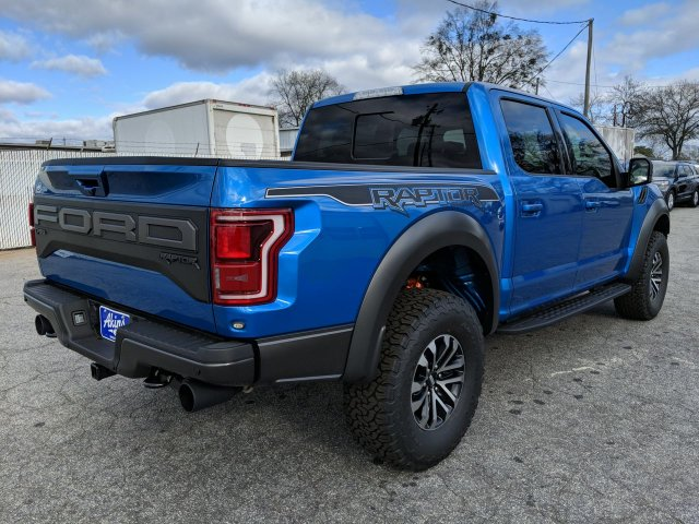 2019 F-150 SuperCrew Cab 4x4, Pickup #KFD16437 - photo 1