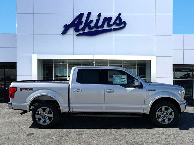 2019 F-150 SuperCrew Cab 4x4, Pickup #KFD26292 - photo 1