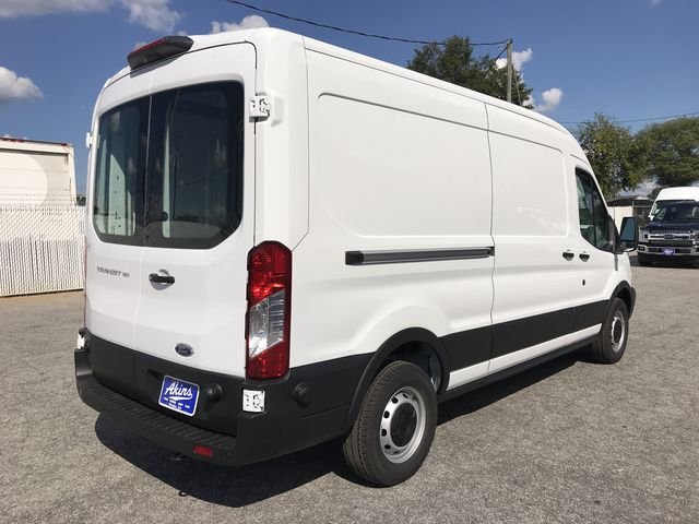 2019 Transit 150 Med Roof 4x2,  Empty Cargo Van #KKA00305 - photo 3