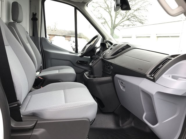 2019 Transit 150 Med Roof RWD,  Weather Guard Upfitted Cargo Van #KKA04252 - photo 4