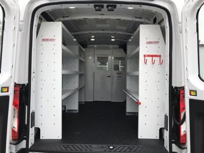 2019 Transit 150 Med Roof RWD,  Weather Guard General Service Upfitted Cargo Van #KKA04252 - photo 2